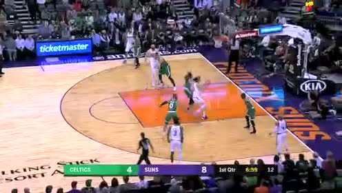 2019年11月19日NBA常规赛 凯尔特人VS太阳 全场录像回放视频
