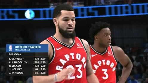 2019年11月17日NBA常规赛 猛龙VS独行侠 全场录像回放视频