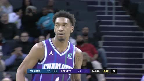 2019年11月10日NBA常规赛 鹈鹕VS黄蜂 全场录像回放视频