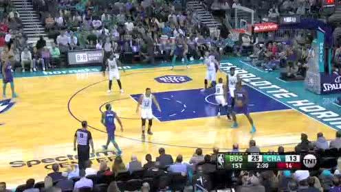 2019年11月08日NBA常规赛 凯尔特人VS黄蜂 全场录像回放视频