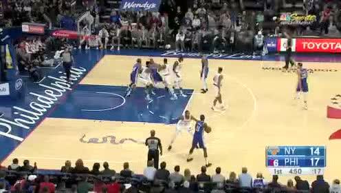 2019年11月21日NBA常规赛 尼克斯VS76人 全场录像回放视频