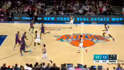 2019年11月17日NBA常规赛 黄蜂VS尼克斯 全场录像回放视频