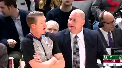 2019年12月31日NBA常规赛 雄鹿VS公牛 全场录像回放视频