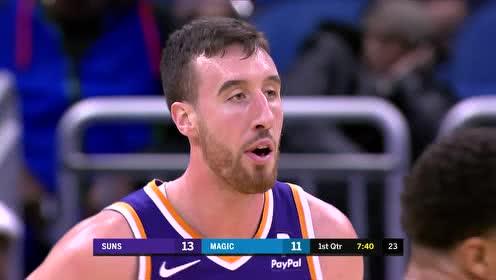 2019年12月05日NBA常规赛 太阳VS魔术 全场录像回放视频