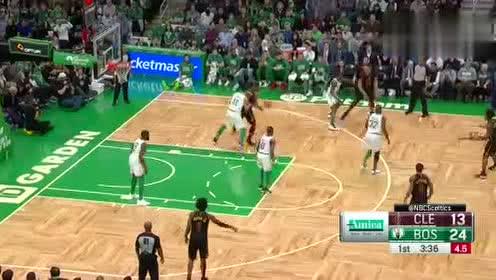 2019年12月10日NBA常规赛 骑士VS凯尔特人 全场录像回放视频