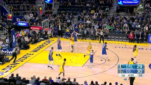 2019年12月29日NBA常规赛 独行侠VS勇士 全场录像回放视频