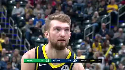 2019年12月12日NBA常规赛 凯尔特人VS步行者 全场录像回放视频