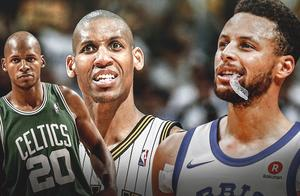 谁会是NBA历史上最致命的三分投手?