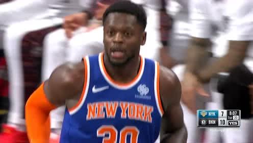 2019年12月27日NBA常规赛 尼克斯VS篮网 全场录像回放视频
