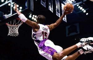 NBA的不老神话,卡特职业生涯中的最强对手,不是科比、麦迪