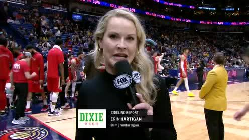 2019年12月29日NBA常规赛 步行者VS鹈鹕 全场录像回放视频