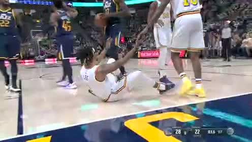 2019年12月14日NBA常规赛 勇士VS爵士 全场录像回放视频