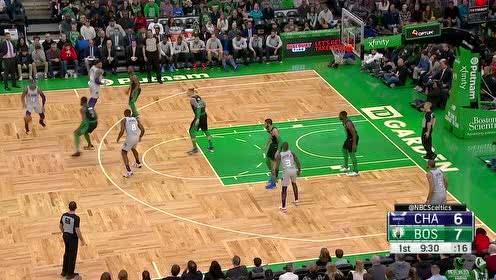 2019年12月23日NBA常规赛 黄蜂VS凯尔特人 全场录像回放视频