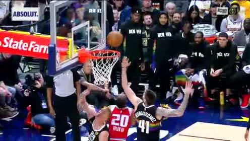 2019年12月30日NBA常规赛 国王VS掘金 全场录像回放视频
