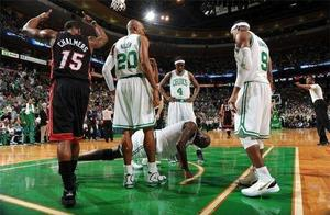 NBA比赛中的心理战,伦纳德运用自如,加内特硬汉震八方