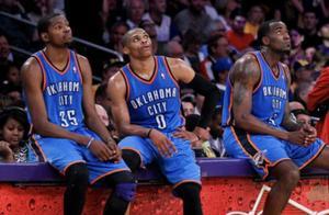 杜兰特是不是NBA最惨的超级巨星?