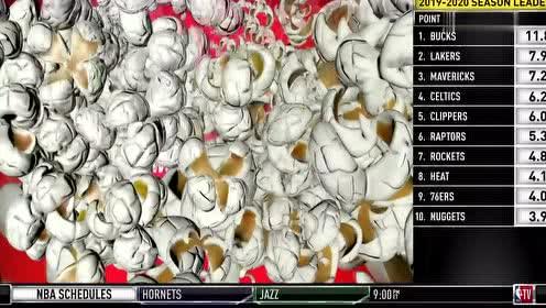 2020年01月11日NBA常规赛 步行者VS公牛 全场录像回放视频