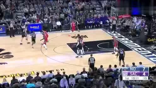 2020年01月05日NBA常规赛 鹈鹕VS国王 全场录像回放视频