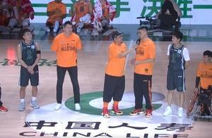 朱芳雨碾压年轻球员!中国男篮退步的原因找到了