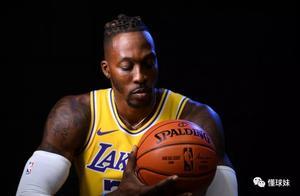 本赛季3分命中率第1居然是霍华德,变了NBA真的变了