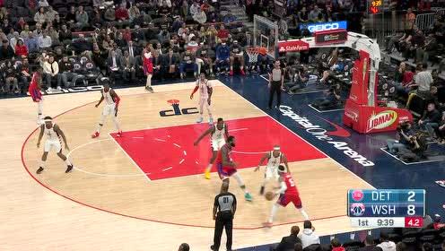2020年01月21日NBA常规赛 活塞VS奇才 全场录像回放视频
