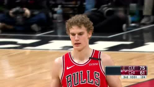 2020年01月19日NBA常规赛 骑士VS公牛 全场录像回放视频