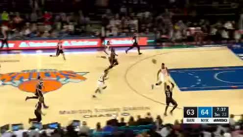 2020年01月27日NBA常规赛 篮网VS尼克斯 全场录像回放视频
