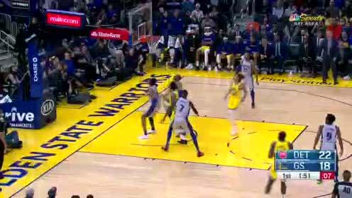 2020年01月05日NBA常规赛 活塞VS勇士 全场录像回放视频
