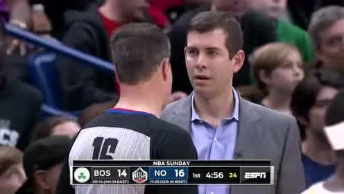 2020年01月27日NBA常规赛 凯尔特人VS鹈鹕 全场录像回放视频
