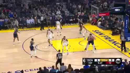 2020年01月17日NBA常规赛 掘金VS勇士 全场录像回放视频