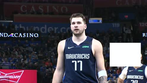 2020年01月28日NBA常规赛 独行侠VS雷霆 全场录像回放视频