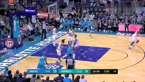 2020年01月29日NBA常规赛 尼克斯VS黄蜂 全场录像回放视频