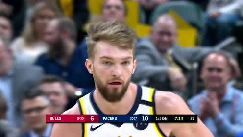 2020年01月30日NBA常规赛 公牛VS步行者 全场录像回放视频