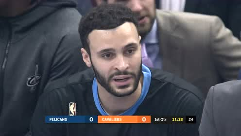 2020年01月29日NBA常规赛 鹈鹕VS骑士 全场录像回放视频