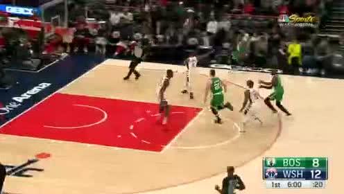2020年01月07日NBA常规赛 凯尔特人VS奇才 全场录像回放视频