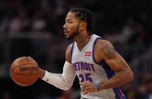 NBA本赛季5份新签的超值合同,罗斯排第三,其中有人比肩张伯伦