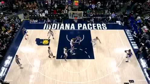 2020年01月14日NBA常规赛 76人VS步行者 全场录像回放视频
