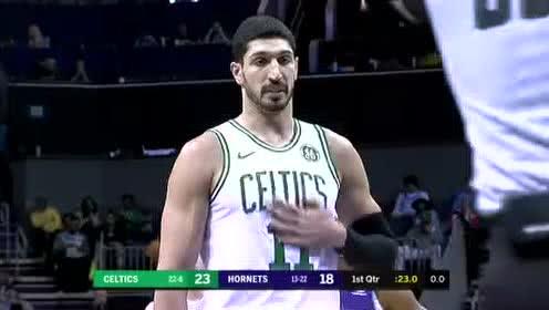 2020年01月01日NBA常规赛 凯尔特人VS黄蜂 全场录像回放视频