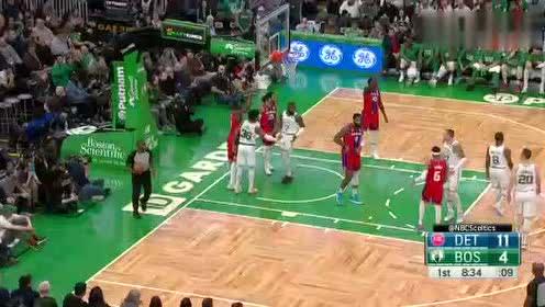 2020年01月16日NBA常规赛 活塞VS凯尔特人 全场录像回放视频