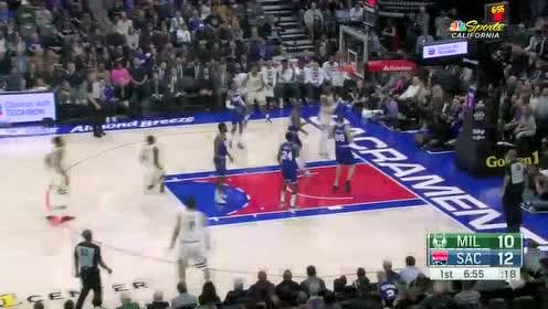 2020年01月11日NBA常规赛 雄鹿VS国王 全场录像回放视频