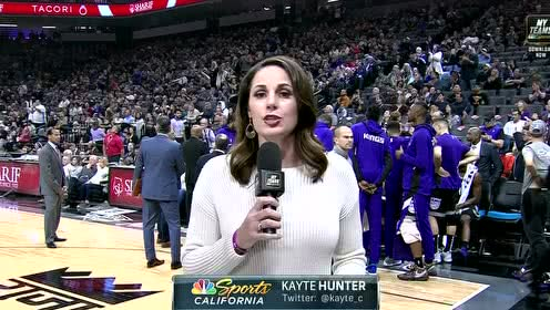 2020年01月01日NBA常规赛 快船VS国王 全场录像回放视频