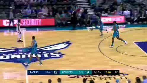 2020年01月07日NBA常规赛 步行者VS黄蜂 全场录像回放视频