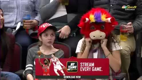 2020年01月25日NBA常规赛 国王VS公牛 全场录像回放视频