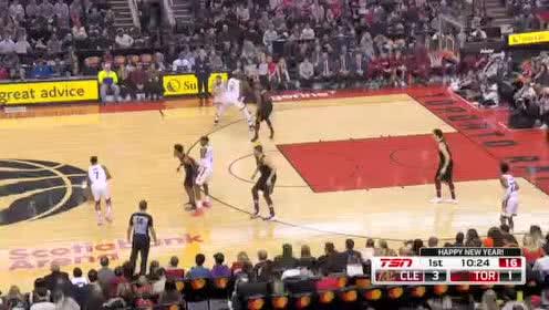 2020年01月01日NBA常规赛 骑士VS猛龙 全场录像回放视频