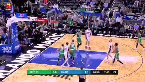 2020年01月25日NBA常规赛 凯尔特人VS魔术 全场录像回放视频