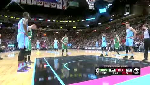 2020年01月29日NBA常规赛 凯尔特人VS热火 全场录像回放视频