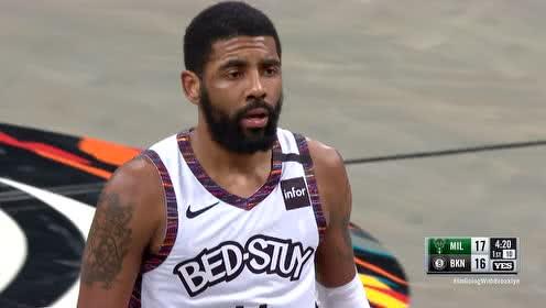 2020年01月19日NBA常规赛 雄鹿VS篮网 全场录像回放视频