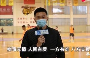 广东男篮传播正能量!演绎冠军是这样练成的,喜迎队长周鹏的回归