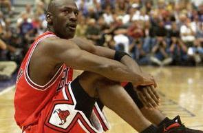 90年代乔丹十个赛季拿到六次冠军,那其中四个赛季呢?