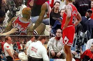 NBA10大幕后暴躁瞬间 詹姆斯怒砸白板受伤能排第几?